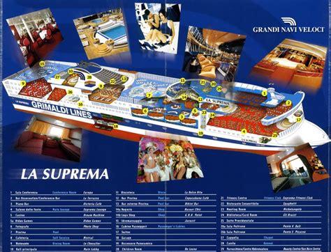 grandi navi veloci la suprema hhvferry 187 la suprema