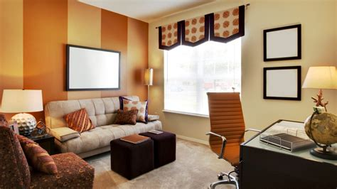 2 One Bedroom Apartments With Modern Color Schemes : The Best Colors For Small Apartments