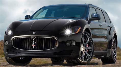 Maserati S New Kubang Suv Concept Jeep Pinterest