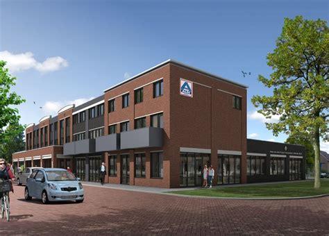 renovatie project aldi waspik ontwikkeld door cier architecten cier architecten