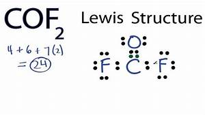 Pin Xef2-lewis-structure on Pinterest