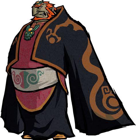 Ganondorf The Wind Waker Zelda Dungeon Wiki