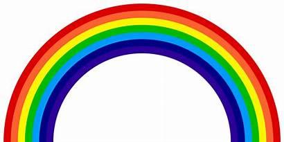 Rainbow Roygbiv Svg Diagram Jepang Warna Primary