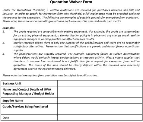 60 Free Business Quotation Templates