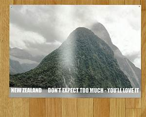 New Zealand, Come Visit Us Down Underer! Murray's Tourism ...