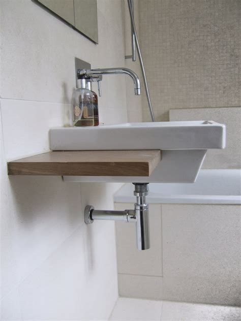 wall mounted basin sink how to install a wall hung basin befon for