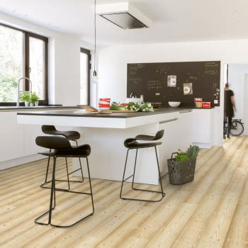 quickstep impressive ultra mm natural pine laminate