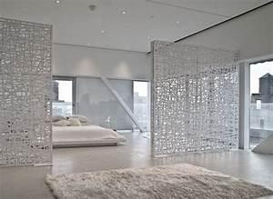 Ideen Für Trennwände : dekorative sichtschutz und trennw nde mobil f r schlafzimmer ideen pinterest trennw nde ~ Sanjose-hotels-ca.com Haus und Dekorationen