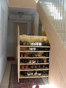 Schrank Unter Treppe Ikea Wundersch N Schrank Unter