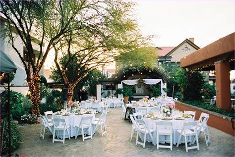 Summer Backyard Wedding by Backyard Wedding Ideas For Summer Marceladick