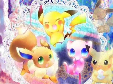 Epic Anime Girl Wallpaper Best 25 Pokemon Wallpapers Free Ideas On Pinterest Pikachu Chibi Cute Pikachu And Cute
