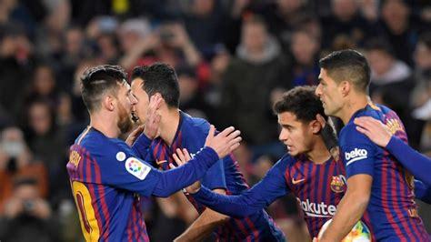 Lawan Sevilla, Barcelona Mampu Bangkit untuk Lolos ke ...
