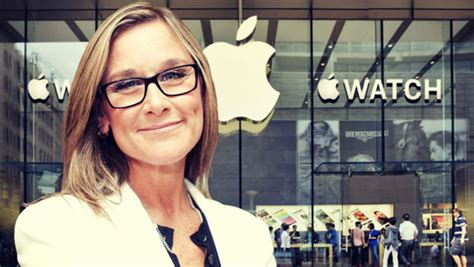 brandchannel angela ahrendts shares vision for apple stores of the future