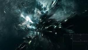 HD Dark Abstract - WallDevil