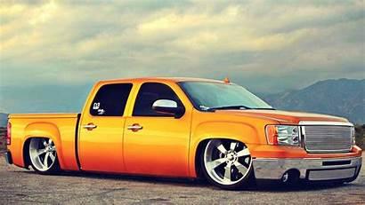 Truck Gmc Cars Takuache Orange Wallpapers 1080