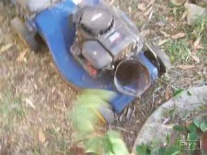 Modify A Mower To Be A Garden Mulcher
