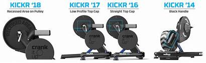 Kickr Wahoo Versions Trainer Fitness Differences Generation