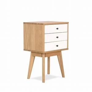 Table De Chevet Scandinave Ikea : table de chevet scandinave skoll 3 tiroirs by drawer ~ Teatrodelosmanantiales.com Idées de Décoration