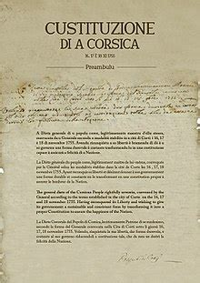 constitution corse wikipedia