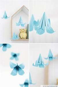 Mobile Basteln Origami : die besten 25 origami blumen ideen auf pinterest papierkreationen selbstgemacht origami ~ Orissabook.com Haus und Dekorationen