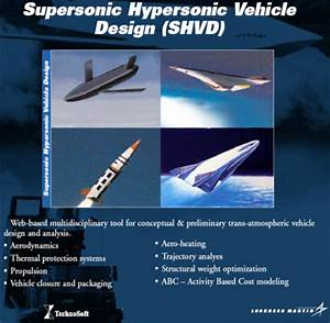 Supersonic    Hypersonic Vehicle Design