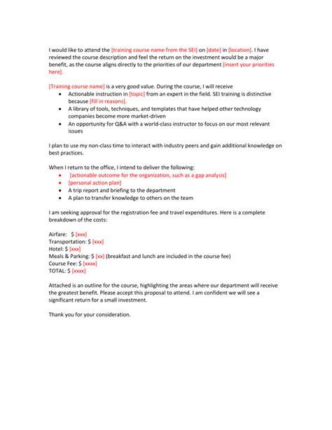justification letter template letter