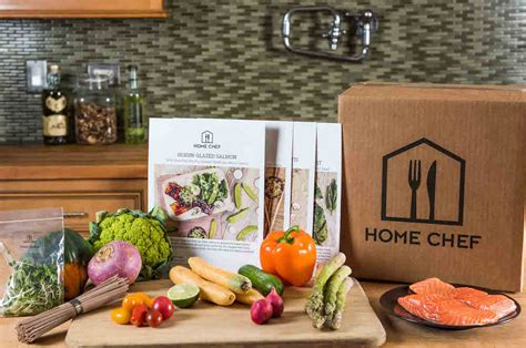 Home Chef : Meal Kit Service Home Chef Raises $40m