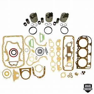 Ford N Tractor Parts