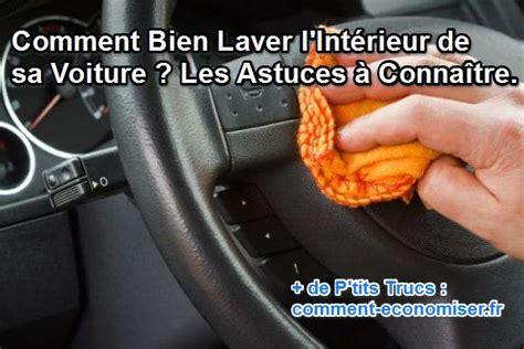 comment laver siege auto tissu comment bien laver l 39 intérieur de sa voiture les astuces