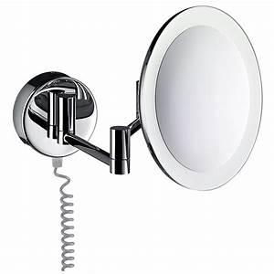 Kosmetikspiegel Mit Led Beleuchtung Und Vergrößerung : kosmetikspiegel von top marken f r die wandmontage megabad ~ Sanjose-hotels-ca.com Haus und Dekorationen