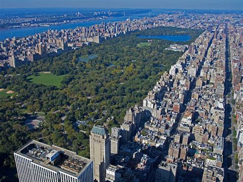 Views From Top Of 432 Park Avenue  Business Insider