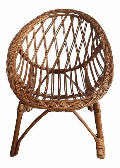 Wicker Chair Childs Child Chairish
