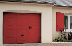 installation thermique porte garage basculante avec porte With porte de garage basculante pour devis porte pvc