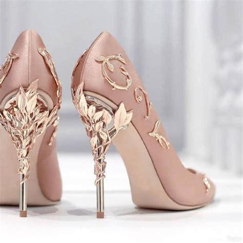 2017 New Arrival Silk Wedding Party Dress Shoes Women