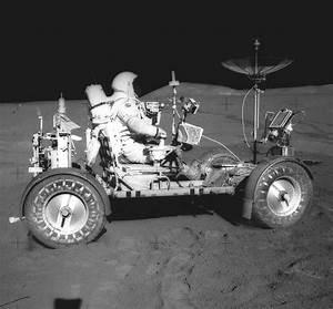 Lunar Roving Vehicle, Apollo 15 Mission | NASA