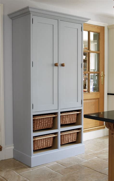freestanding kitchen furniture free standing kitchen larder the bespoke furniture company crest casa pinterest kitchen