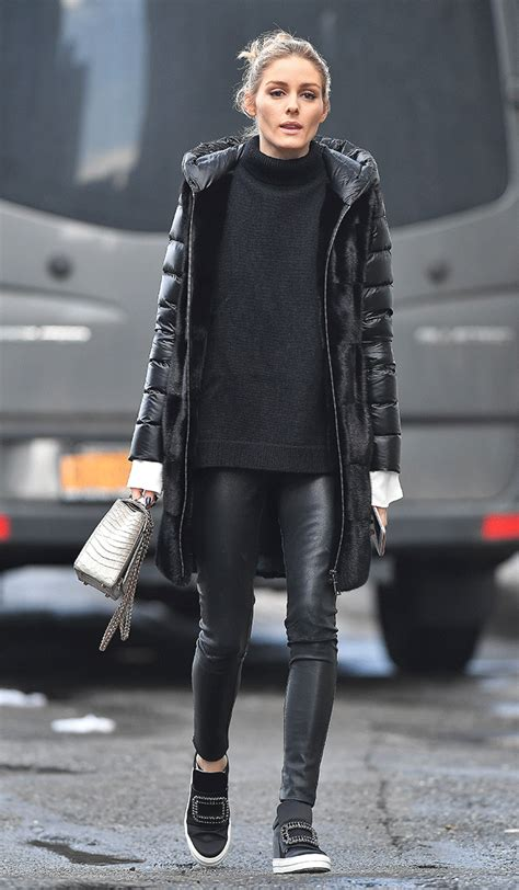 The Outfit Every NYC Girl Should Try According to Olivia Palermo | Street Style | Pinterest ...
