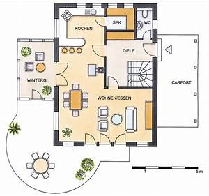 Grundriss Haus 200 Qm : einfamilienhaus grundrisse von 120 150 qm ~ Watch28wear.com Haus und Dekorationen