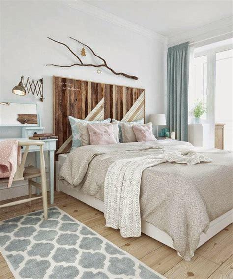 papier peint chambre à coucher adulte la parfaite chambre scandinave le cahier