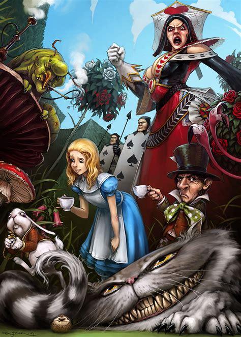 Kuwento Ni Kapitan Kokak Happy Birthday Alice In Wonderland