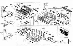 Bosch Shx7pt55uc  07 Dishwasher Parts