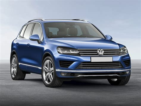2017 Volkswagen Touareg by New 2017 Volkswagen Touareg Price Photos Reviews