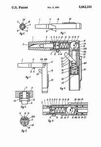 Patent Us5062231 - Duel Profile Pen Gun
