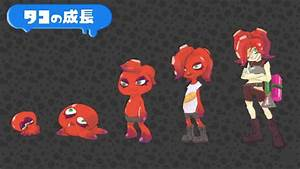 Octoling Age Chart Concept Splatoon Know Your Meme