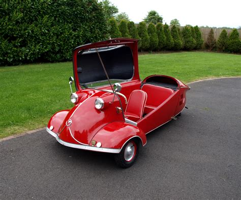 1957 Messerschmitt KR200 bubble car - Silverstone Auctions