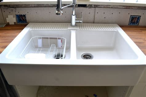 How To Cleaning Apron Sink ? Cdbossington Interior Design