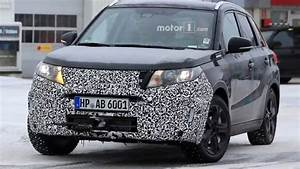 Nouveau Suzuki Vitara 2019 : 2018 suzuki grand vitara redesign spy shots youtube ~ Dallasstarsshop.com Idées de Décoration