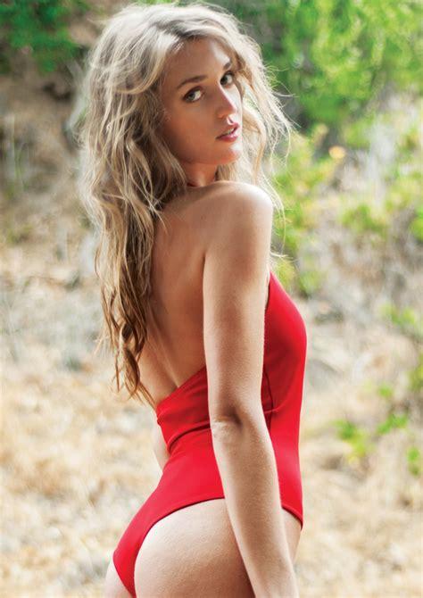 Ekaterina Stuckey Model Los Angeles California Us
