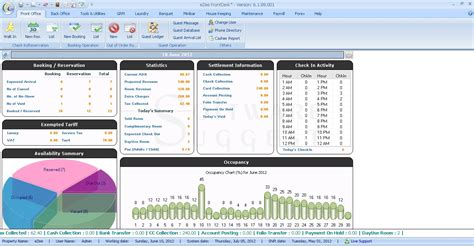 front desk management software ezee frontdesk of 2016 hotel management software review