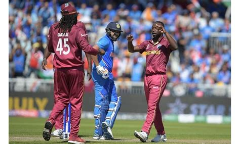 india  west indies match highlights icc world cup